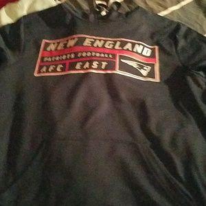 Majesti Clothing Sweaters - New England Patriots Sweatshirt